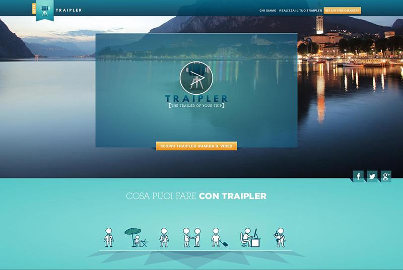 Traipler | Il trailer del tuo viaggio