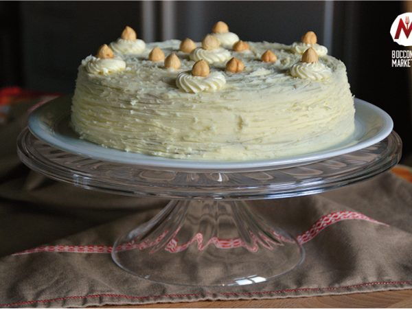 Torta Total White