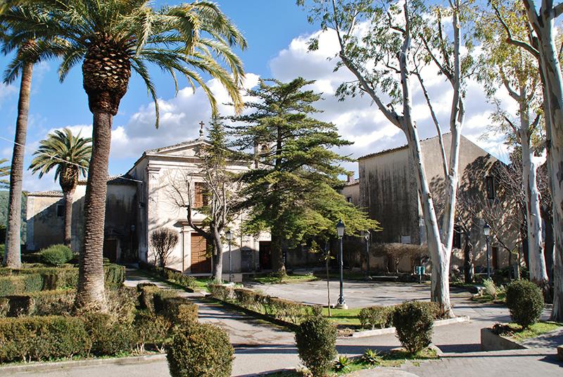 Antico Convento dei Cappuccini a Ragusa Ibla